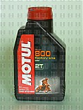 Motul 800 2T Off Road 1 liter